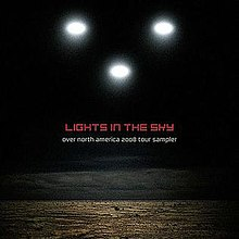 Lights in the Sky - Over North America 2008 Tour Sampler.jpg