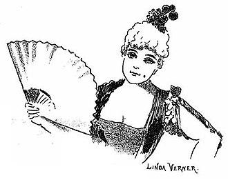 Ruy Blas and the Blasé Roué - Linda Verner in the premiere