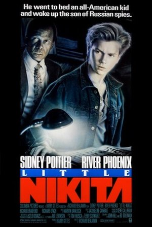 Little Nikita - Theatrical release poster