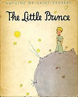 Picture of a book: The Little Prince