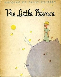 <i>The Little Prince</i> Novella by Antoine de Saint-Exupéry