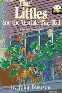<i>The Littles</i> series of childrens novels
