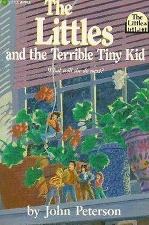 The Littles - Cover of The Terrible Tiny Kid