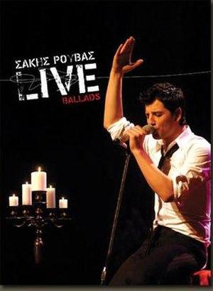 Live Ballads - Image: Live Ballads SP
