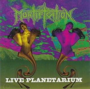 Live Planetarium - Image: Live planetarium cover