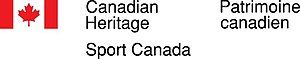 Sport Canada - Image: Logo sport canada