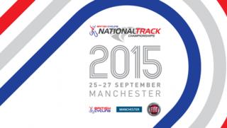 2015 British National Track Championships