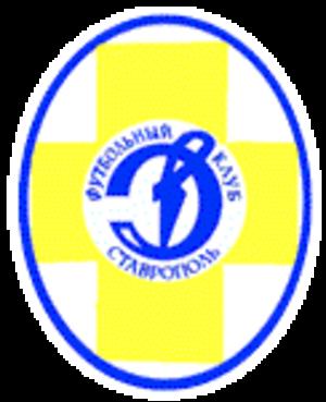 FC Dynamo Stavropol - Club logo