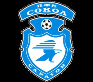 FC Sokol Saratov - Image: Logo of FC Sokol Saratov