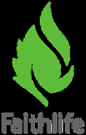 Faithlife Corporation - Image: Logo of Faithlife Corporation