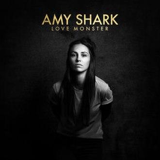 Love Monster (album) - Image: Love Monster CD by Amy Shark