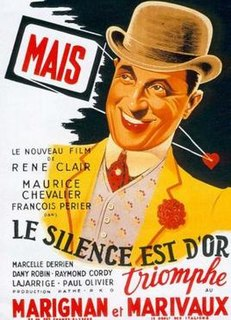 <i>Man About Town</i> (1947 film) 1947 film by René Clair