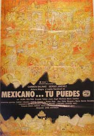 Mexican, You Can Do It - Film poster