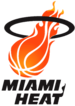 Original Heat logo used from 1988–1999
