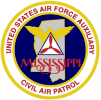 Mississippi Wing Civil Air Patrol logo.png