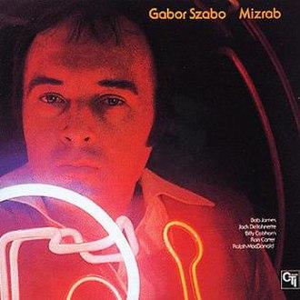 Mizrab (album) - Image: Mizrab (album)
