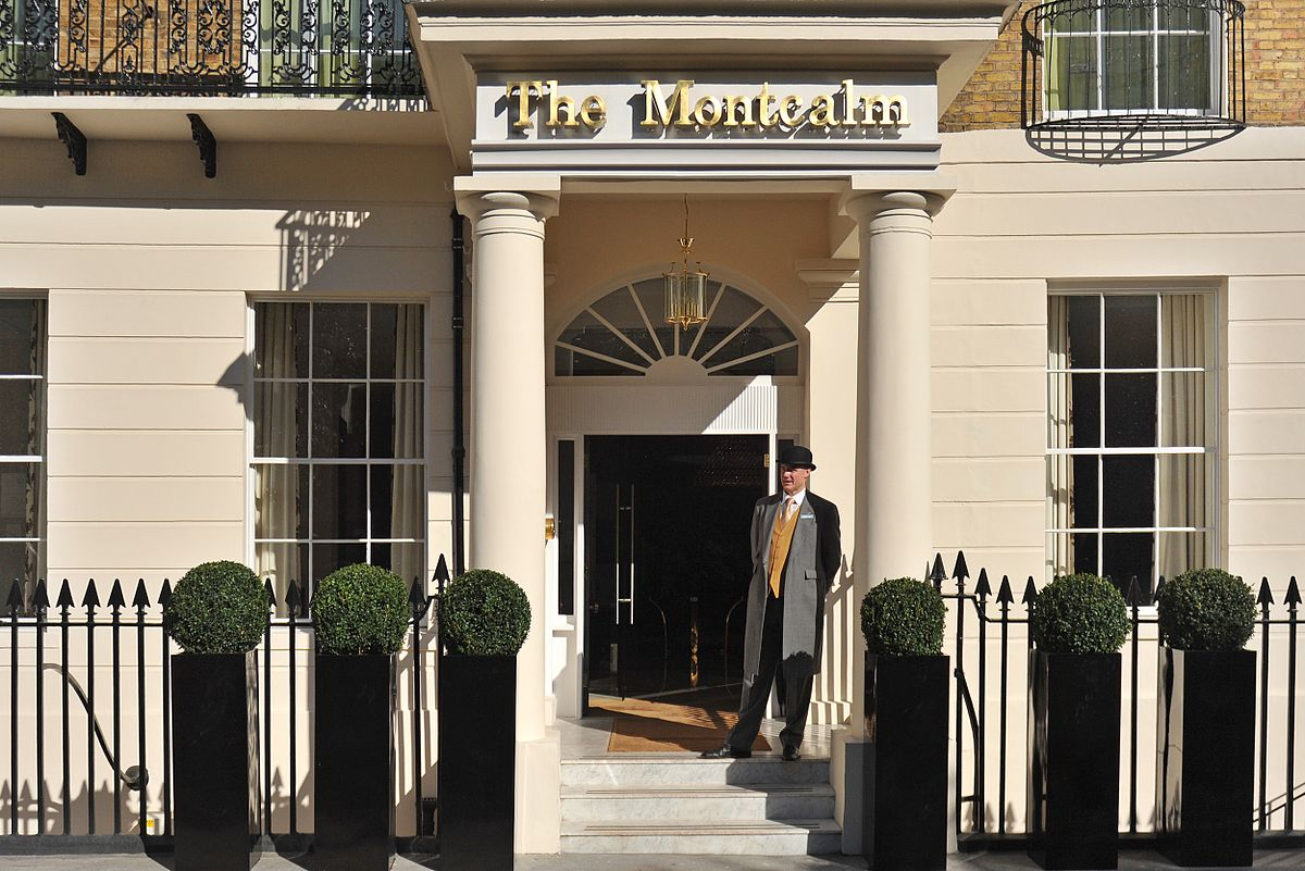 Restaurants Near Montcalm Hotel London