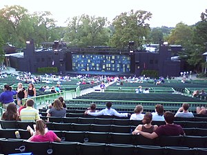 The Muny - Venue seen in 2007