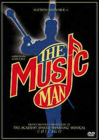 The Music Man (2003 film) - DVD cover