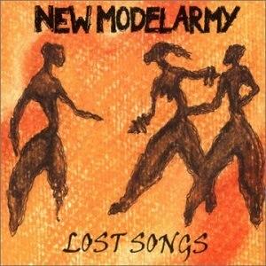 Lost Songs (New Model Army album) - Image: NMA lost songs