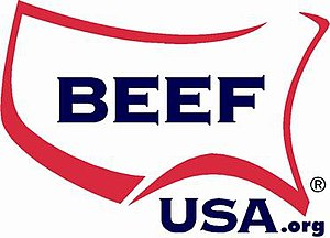 Logo of the National Cattlemen's Beef Association.