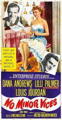 No Minor Vices 1948 poster.jpg