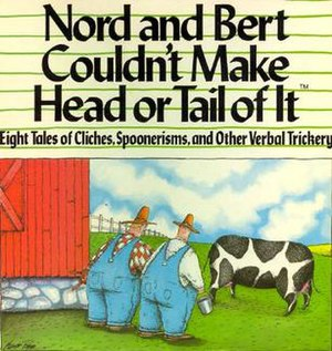 Nord and Bert Couldn't Make Head or Tail of It - Image: Nord and Bert box art