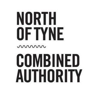 North of Tyne Combined Authority - Image: North of Tyne Combined Authority logo