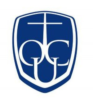 Oakland City University - Image: Oakland City University logo