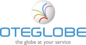 OTEGlobe - Image: Oteglobe logo