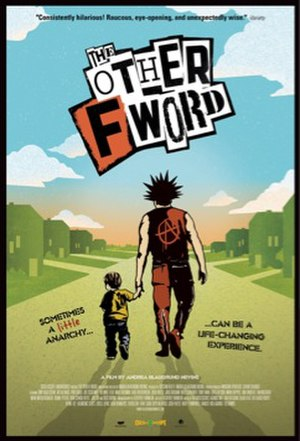 The Other F Word - Theatrical release poster