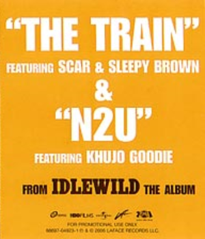 The Train (song) - Image: Outkast The Train