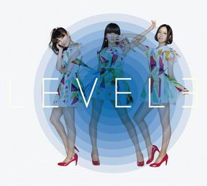 Level3 (Perfume album) - Image: Perfume LEVEL3 (limited)