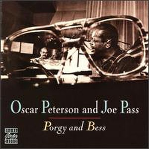 Porgy and Bess (Oscar Peterson and Joe Pass album) - Image: Petersonpassporgy