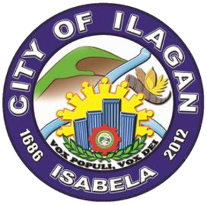 Ilagan - Image: Ph seal Ilagan