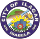 Official seal of Ilagan