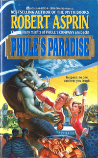 Phule's Paradise by Robert Asprin cover.png