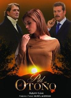 <i>Piel de otoño</i> television series