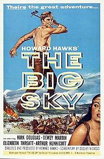 <i>The Big Sky</i> (film) 1952 film by Howard Hawks