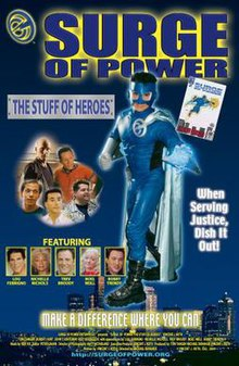 Poster of the movie Surge of Power.jpg