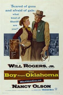 Poster of the movie The Boy from Oklahoma.jpg