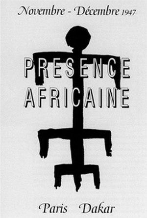 Présence Africaine - Image: Presence africaine N1