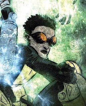 Prodigy (David Alleyne) - Image: Prodigy (David Alleyne) in New X Men
