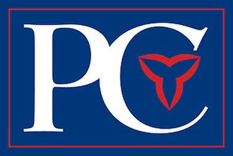 Progressive Conservative Party of Ontario - Ontario PC logo, 2006–2010