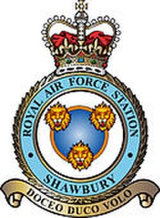 RAF Shawbury - Image: RAF Shawbury