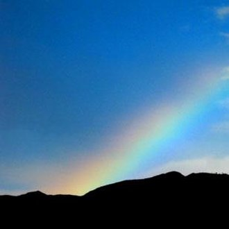 Seven Laws of Noah - The rainbow is the unofficial symbol of Noahidism, recalling the Genesis flood narrative in which a rainbow appears to Noah after the Great Flood, indicating that God would not flood the planet and destroy all life again.