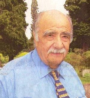 Ramadan Güney - Ramadan Guney in later life