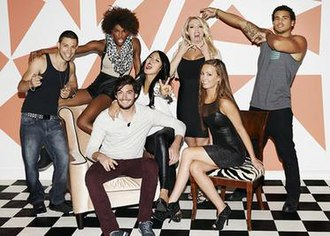 Real World: Ex-Plosion - Image: Real world explosion cast