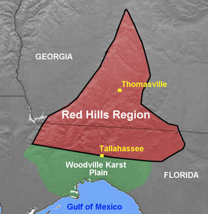 Red Hills Region - Image: Red Hills Region 2
