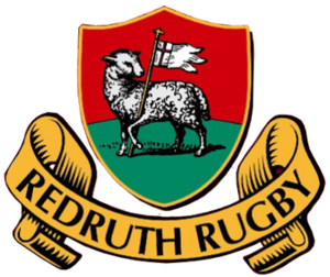 Redruth R.F.C. - Image: Redruth rugby logo